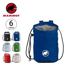 マムート ベーシックチョークバッグ MAMMUT Basic Chalk Bag 2290-00372 チョークバッグ クライミング ボルダリング ロッククライミング スポーツクライミング アウトドア 【正規品】