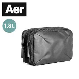 エアー ケーブルキット Aer Cable Kit2 ポーチ バッグ PCアクセサリー オーガナイザー 小物入れ キャンプ アウトドア【正規品】