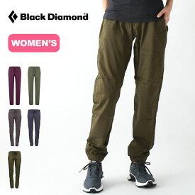 ブラックダイヤモンド ノーションパンツ Black Diamond NOTION PANTS レディース ウィメンズ BD62470 ロングパンツ ズボン クライミングパンツ ジム ボルダリング <2020 春夏>