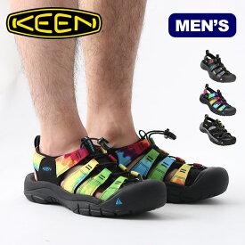 キーン ニューポート H2 KEEN NEWPORT H2 メンズ サンダル スポーツサンダル 水陸両用 靴 アウトドア <2020 春夏>