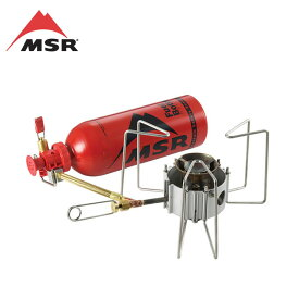 エムエスアール ドラゴンフライ MSR DragonFly 36030 ストーブ シングルバーナー 無鉛ガソリン ホワイトガソリン キャンプ 登山 アウトドア 【正規品】