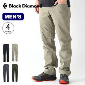 ブラックダイヤモンド メンズ アンカーパンツ Black Diamond ANCHOR PANTS メンズ BD67074 ロングパンツ パンツ ボトムス ズボン クライミングパンツ クライミング <2020 春夏>