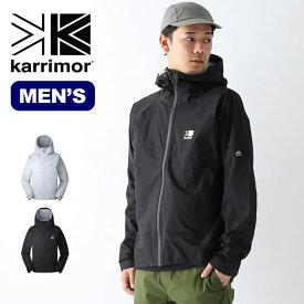 カリマー ビューフォート3Lジャケット karrimor beaufort 3L jkt メンズ ジャケット レインジャケット シェルジャケット ウィンドシェル アウトドア 【正規品】