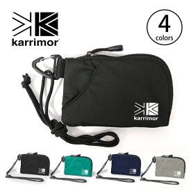 カリマー トレックキャリーチームパース karrimor trek carry teampurse 500831 ポーチ 小物入れ パスケース カードケース アクセサリー アウトドア <2020 秋冬>