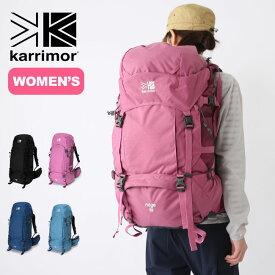 カリマー リッジ 40 スモール karrimor ridge40 small 500785 バックパック リュック ザック レディース アウトドア 【正規品】