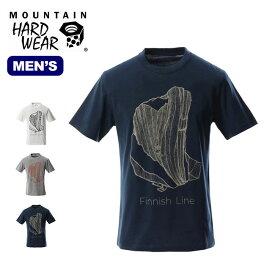 マウンテンハードウェア ハードウェアグラフィックT Daisuke 2 Mountain Hardwear Hardwear Graphic T Daisuke 2 メンズ OE9153 Tシャツ プリントT 半袖 トップス アウトドア 【正規品】