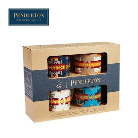 ペンドルトン セラミックマグセット(チーフジョセフコレクション) PENDLETON Ceramic Mugs SET CHIEF JOSEPH XC880 マグカップ コップ キャンプ アウトドア 【正規品】