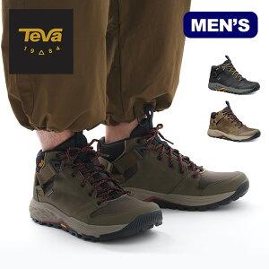 テバ グランドビューGTX TEVA GRANDVIEW GTX メンズ 1106804 シューズ スニーカー ハイカット ブーツ キャンプ アウトドア【正規品】