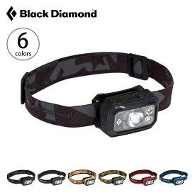 ブラックダイヤモンド ストーム400 Black Diamond STORM400 BD81108 ヘッドライト ヘッドランプ ライト アウトドア <2020 春夏>