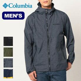 コロンビア ヘイゼンジャケット Columbia Hazen Jacket メンズ PM3794 アウター ウィンドシェル 撥水 パッカブル アウトドア 【正規品】