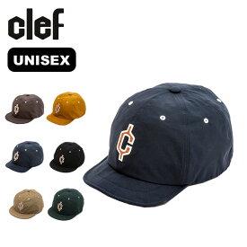 クレ 6040B.キャップ Clef 6040 B.CAP 帽子 キャップ メンズ レディース ユニセックス RB3576 アウトドア <2020 春夏>