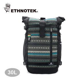 エスノテック ラージャパック 30 ETHNOTEK Raja Pack 30 19730032 30L バックパック リュックサック ザック バリスティック 手織り カスタマイズ 旅行 通勤 通学 アウトドア <2020 春夏>