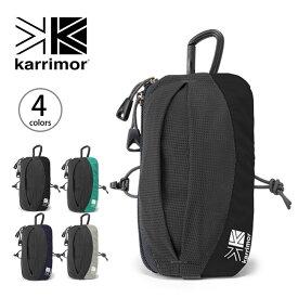 カリマー トレックキャリーショルダーポーチ karrimor trek carry shoulder pouch バッグ 小物入れ ザック用アクセサリー アウトドア <2020 春夏>