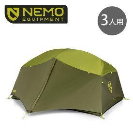 ニーモ オーロラ 3P NEMO AURORA 3P NM-ARR-3P-NG 山岳テント 3人用テント 登山 キャンプ アウトドア 【正規品】