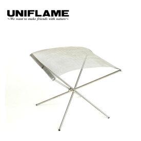 ユニフレーム ファイアスタンド2 UNIFLAME キャンプ 焚火 2018 限定商品 焚き火 焚火台 アウトドア 【正規品】