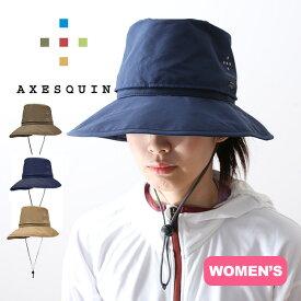 アクシーズクイン UPF50+ ハット AXESQUIN ウィメンズ AX1047 帽子 UVカット キャンプ アウトドア【正規品】