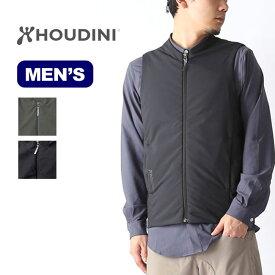 フーディニ ベンチャーベスト HOUDINI Venture vest 229844 メンズ ベスト アウター <2020 春夏>