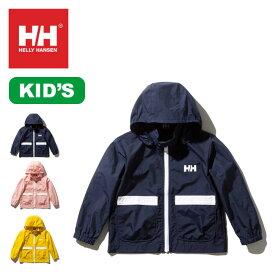 【SALE】ヘリーハンセン キッズ ウィンドジャケットHELLY HANSEN Wind Jacket キッズ HJ12000 ジャケット キッズウエア アウター アウトドア <2020 春夏>