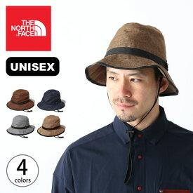 ノースフェイス ハイクハット THE NORTH FACE HIKE Hat NN01815 ハット 帽子 コンパクト 収納 アウトドア <2020 春夏>
