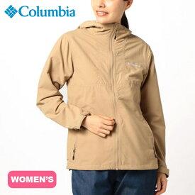 コロンビア ヘイゼン ウィメンズ ジャケット Columbia Hazen Women'S Jacket レディース PL3166 ジャケット ウィンドジャケット アウター 撥水 アウトドア <2020 春夏>