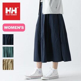 ヘリーハンセン 【ウィメンズ】WRライトスカート HELLY HANSEN WR Light Skirt レディース HOW22012 ボトムス スカート アウトドア <2020 春夏>