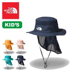 ノースフェイス 【キッズ】サンシールドハット THE NORTH FACE Kids' Sunshield Hat NNJ02007 ハット 帽子 サンシールド 子供 <2020 春夏>