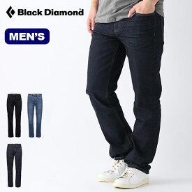 ブラックダイヤモンド メンズ フォージドデニム Black Diamond デニム ジーンズ ズボン 長ズボン ボトムス ボルダリング アウトドア <2020 春夏>