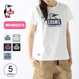 チャムス ブービーフェイスTシャツ【ウィメンズ】 CHUMS Booby Face T-Shirt レディース CH11-1325 トップス Tシャツ アウトドア <2020 春夏>