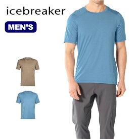 アイスブレーカー メンズ ネイチャーダイガレンSSクルー Icebreaker Men's NATURE DYE GALEN SS CREWE IT22000 半袖 Tシャツ ショートスリーブアウトドア 【正規品】