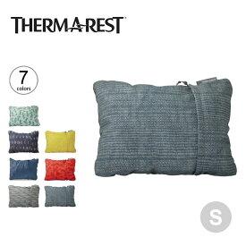 サーマレスト コンプレッシブルピロー S THERM-A-REST Compressible Pillow S 枕 まくら コンパクト アウトドア 【正規品】