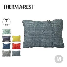 サーマレスト コンプレッシブルピロー M THERM-A-REST Compressible Pillow M 枕 まくら コンパクト アウトドア 【正規品】