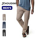 フーディニ メンズ リキッドロックパンツ HOUDINI Ms Liquid Rock Pants 265564 パンツ ボトムス ロングパンツ クライ…