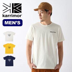 カリマー クライミング T karrimor climbing T メンズ Tシャツ 半袖 【正規品】