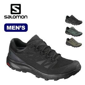 サロモン アウトラインゴアテックス SALOMON OUTLINE GTX メンズ シューズ 靴 トレッキング 【正規品】