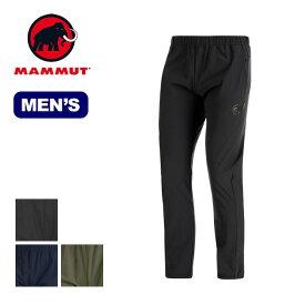 マムート ボールダーライトパンツAF メンズ Boulder Light Pants AF Men クライミング ストレッチ 耐水 <2020 春夏>