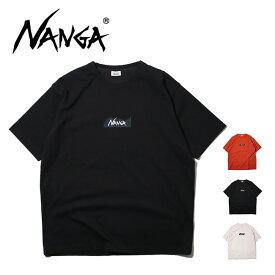 ナンガ ナンガロゴTシャツ2020 NANGA LOGO TEE 2020 Tシャツ 半袖 トップス <2020 春夏>