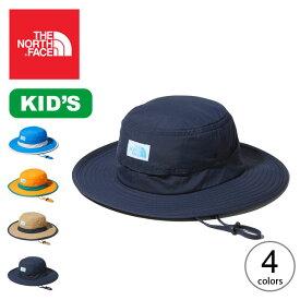 ノースフェイス 【キッズ】ホライズンハット THE NORTH FACE Kids' Horizon Hat NNJ02006 ハット 帽子 子供 <2020 春夏>