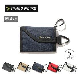 パーゴワークス トレイルバンク M PaaGo WORKS TRAIL BANK M UW002 財布 小銭入れ ウォレット カードケース アウトドア <2020 春夏>
