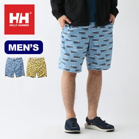 【SALE】ヘリーハンセン ホエールプリントウォーターショーツ メンズ HELLY HANSEN Whale Print Water Shorts メンズ HE72023 水着 ショートパンツ 半ズボン <2020 春夏>