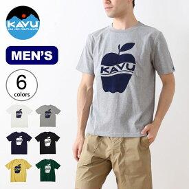 カブー アップルTee KAVU Apple Tee メンズ 19820233 Tシャツ トップス ショートスリーブ 半袖 【正規品】
