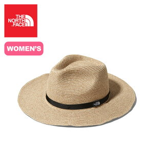 ノースフェイス 【ウィメンズ】ウォッシャブルブレイドハット THE NORTH FACE Women's Washable Braid Hat レディース NNW01924 ハット 帽子 洗える <2020 春夏>