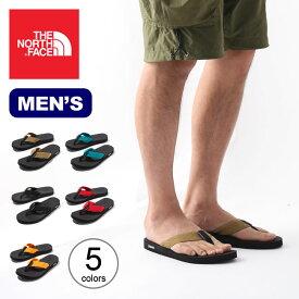 【SALE 30%OFF】ノースフェイス フラッフィーフリップフロップ2 THE NORTH FACE Fluffy Flip-Flop II メンズ NF52052 シューズ 靴 サンダル ビーチサンダル キャンプ アウトドア【正規品】