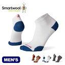 スマートウール PhDランウルトラライトローカット Smartwool メンズ SW70537 靴下 ソックス アウトドア 【正規品】