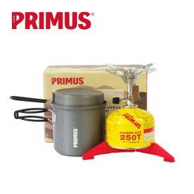 プリムス スターターボックス3 PRIMUS P-STB3 バーナー ケトル パン キャンプ ハイパワーガス カートリッジホルダー アウトドア 【正規品】
