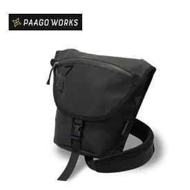 パーゴワークス フォーカス PaaGo WORKS FOCUS HB004BLK 一眼レフ ショルダー カメラケース カメラバッグ 【正規品】