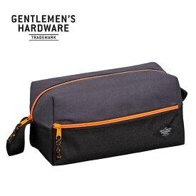 ジェントルマンハードウェア ドップウォッシュバッグ Gentlemen's Hardware Dopp/Wash Bag GEN366 サブバッグ ポーチ キャンプ アウトドア フェス【正規品】