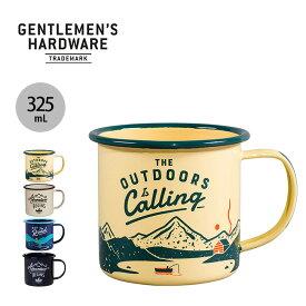 ジェントルマンハードウェア エナメルマグ Gentlemen's Hardware Enamel Mug マグカップ コップ キャンプ アウトドア 【正規品】