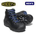 【SALE】キーン ピレニーズ KEEN PYRENEES メンズ 1021609 靴 トレッキングシューズ ブーツ ミッドカット 登山靴 防水…