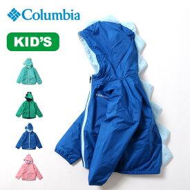 【SALE】【40%OFF】コロンビア キッターウィビットジャケット Columbia Kitterwibbit Jacket キッズ ベビー WC1427 ジャケット アウター 上着 男の子 女の子 雪遊び 怪獣 通園 キャンプ アウトドア 【正規品】