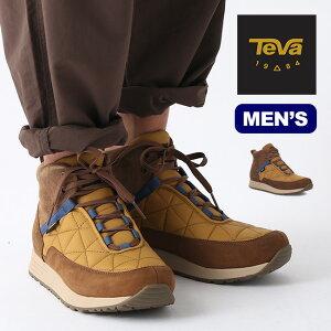 テバ エンバーコミュートWP TEVA EMBER COMMUTE WP メンズ 1111755 靴 スニーカー シューズ 撥水 ミッドカット キャンプ アウトドア 【正規品】